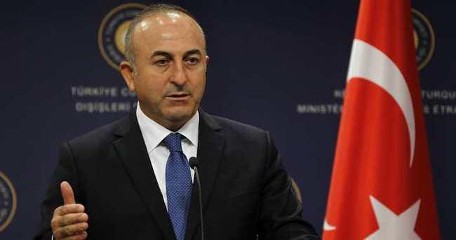 Çavuşoğlu, Medvedev'in o iddialarına cevap verdi