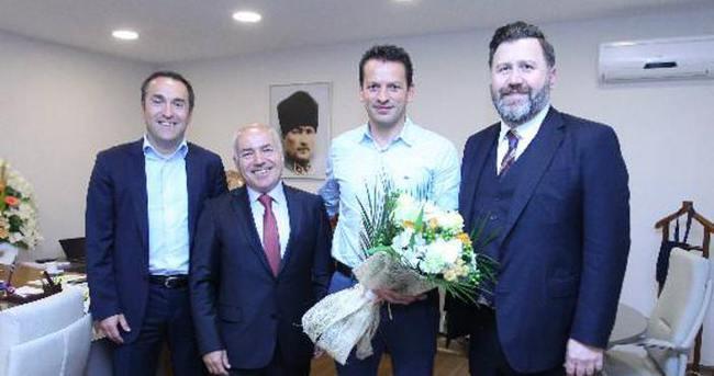 Trabzonspor'dan Volkan Bayarslan'a ziyaret