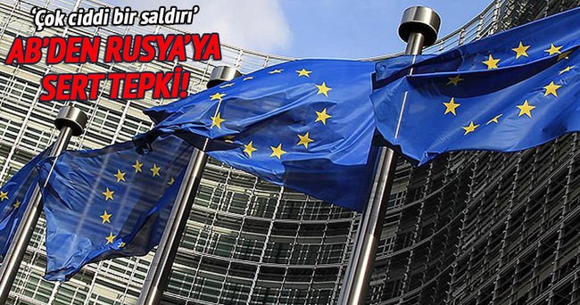 AB'den Rusya'ya Kırım Tatar Meclisi tepkisi!