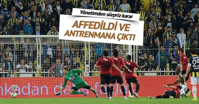 BOFFİN'E AF ÇIKTI!