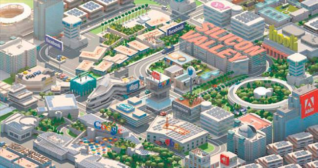 Silikon Vadisi'ne kuluçka merkezi