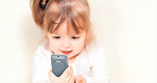 Çocuklara 'ehliyetsiz telefon'