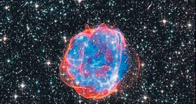 İbni Sina'nın yıldız patlaması raporu