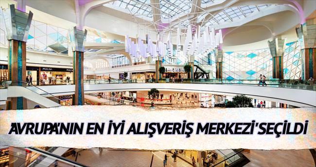 AB'nin en iyi AVM'si Mall Of İstanbul oldu
