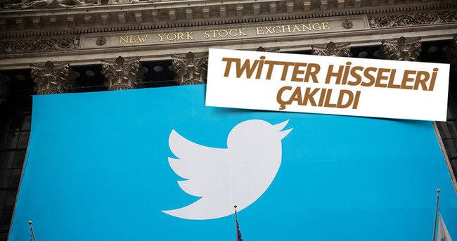 Twitter gelirleri düşüşte
