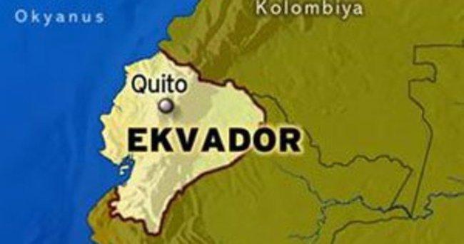 Ekvador'daki depremler