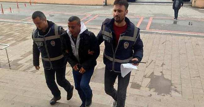 Polis, suçluyu mercimekleri takip ederek buldu
