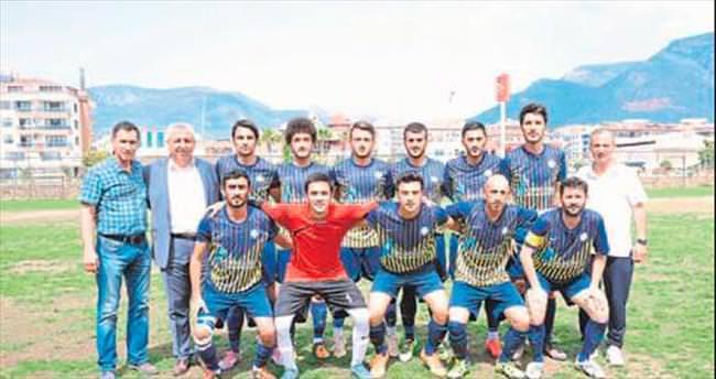1. Amatör Küme şampiyonu ASAT