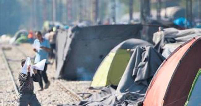 İlk Suriyeli grup Yunanistan'dan Türkiye'ye gönderildi