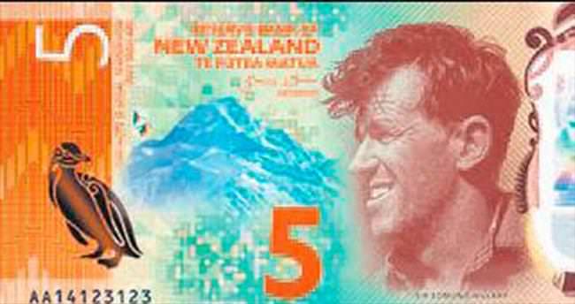 En güzel para Yeni Zelanda'nın