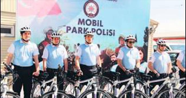 Mobil Park Polisi göz açtırmıyor