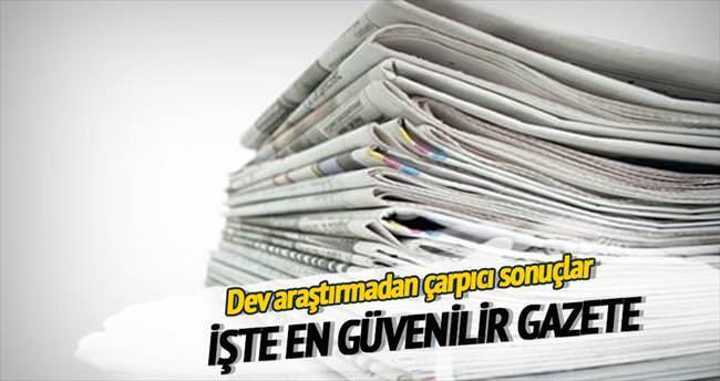 SABAH referans gazete