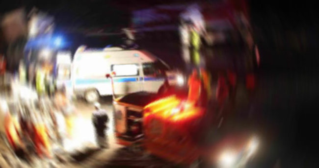 Avcılar'da trafik kazası : 1 Yaralı