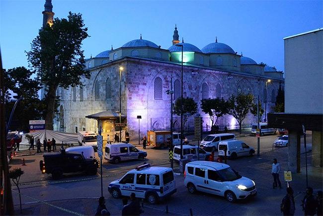 Bursa'daki saldırıyla ilgili 12 kişi gözaltına alındı