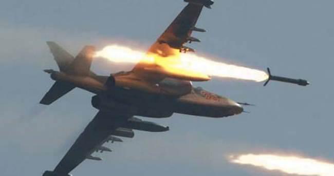 Rus savaş uçakları Halep'i bombaladı: 17 ölü, 45 yaralı