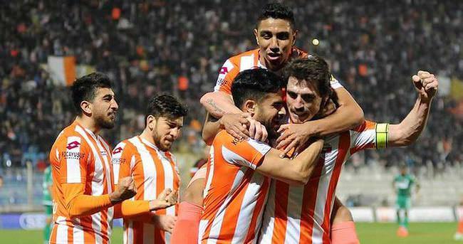 Adanaspor kupasını pazar günü alacak