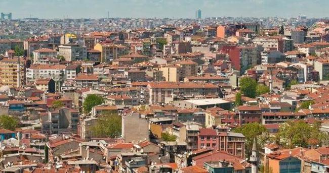 İstanbul'da konut fiyatları fırladı