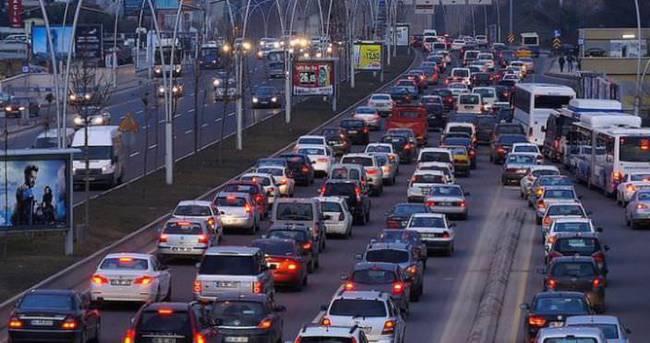 1 Mayıs'ta Başkent'te bazı yollar trafiğe kapalı olacak