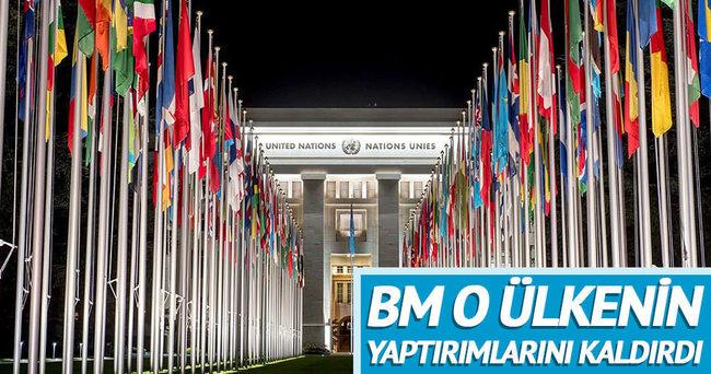 BM, FİLDİŞİ SAHİLİ'NE YAPTIRIMLARI KALDIRDI