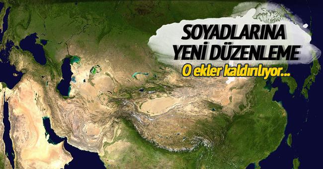 TACİKİSTAN'DA SOYADLARINA YENİ DÜZENLEME