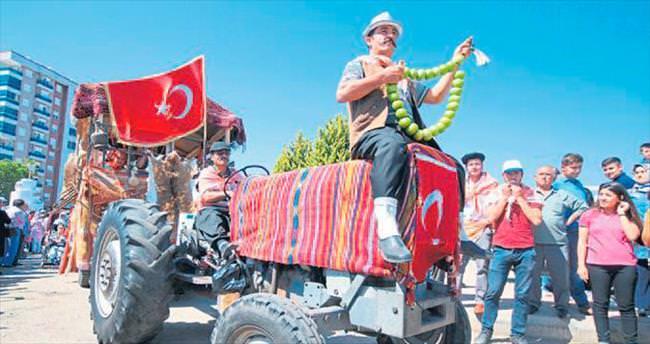 Kumluca'da Yörük göçü
