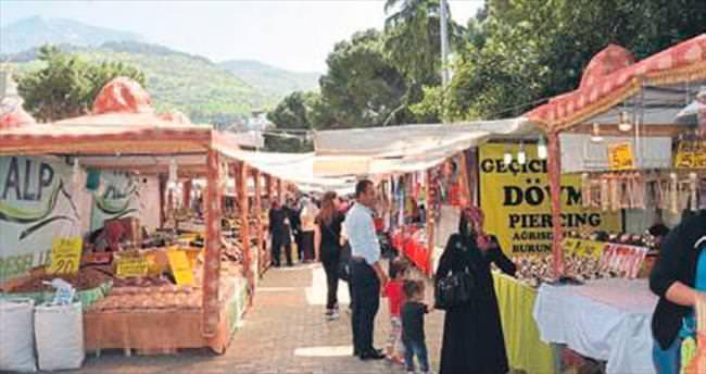 Manisa'da seyyar satıcılara yasak