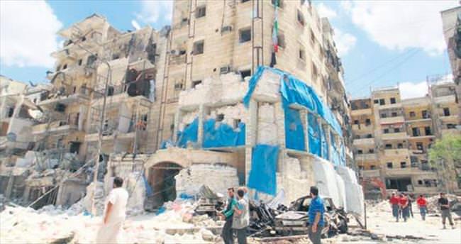 Suriye ve Rusya yine hastane vurdu: 30 ölü