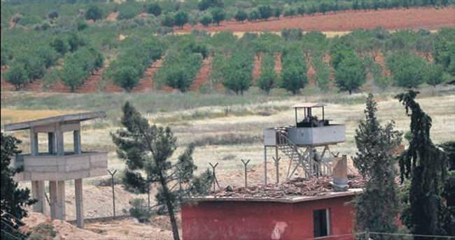 Karkamış'a havana misliyle cevap: 11 DAEŞ'li öldürüldü