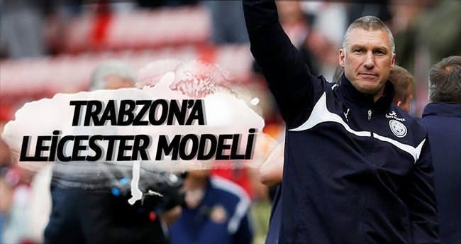 Trabzon'a Leicester modeli
