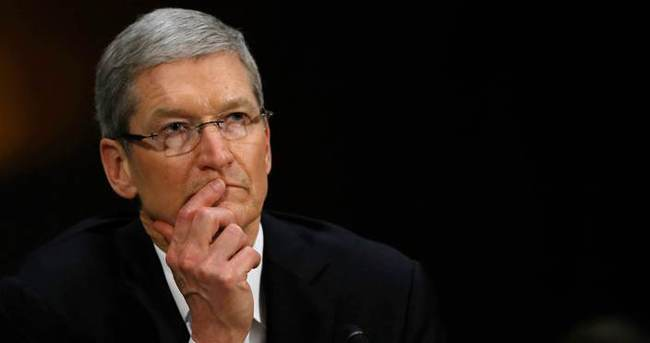 Apple'a bir şok daha