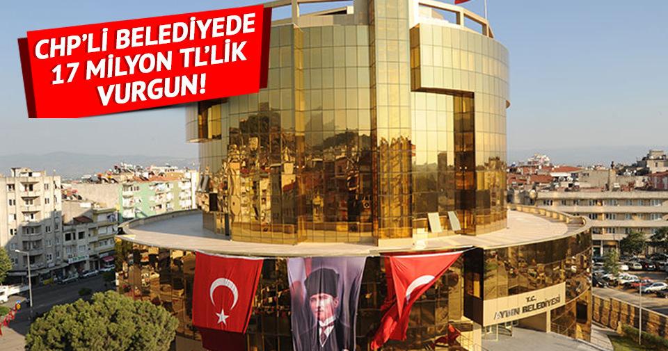 CHP'li başkan hakkında yolsuzluk soruşturması