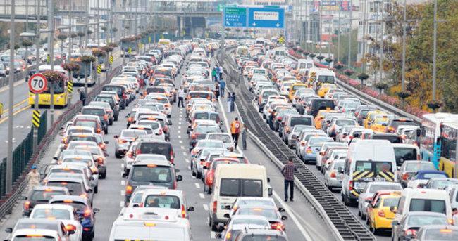 1 Mayıs'ta İstanbul'da kapalı olan yollar ve alternatif güzergahlar