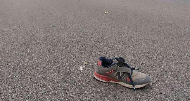 Okuldan dönen çocuğa otomobil çarptı