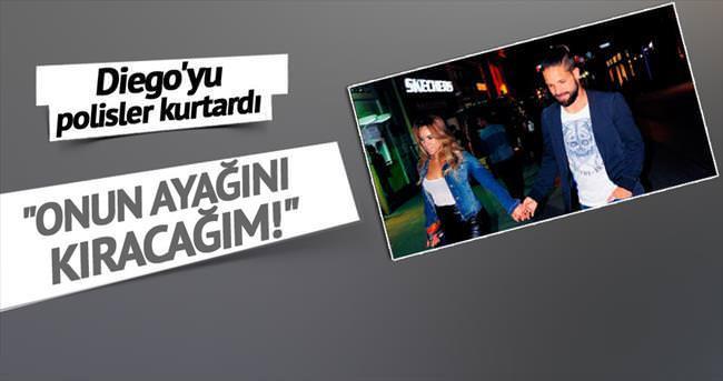 DİEGO'NUN ZOR GECESİ