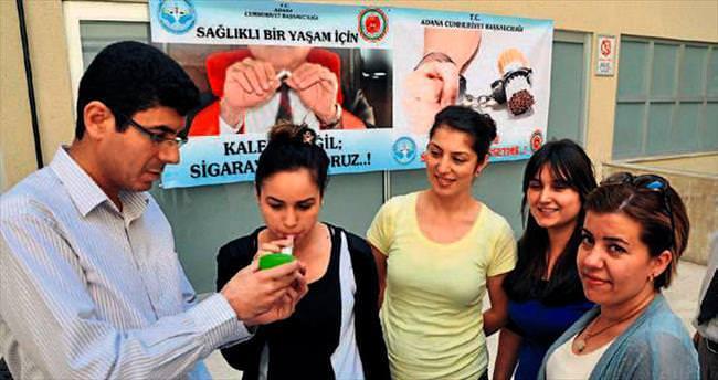Ali Yeldan: Hayatınızı sigaraya hapsetmeyin