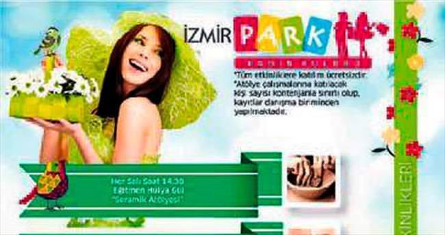 İzmir Park'tan dopdolu program