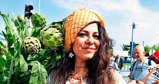 Enginar Festivali renkli başladı