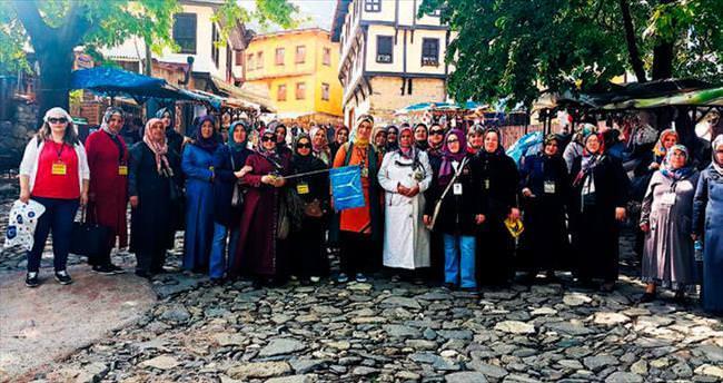 Kadınlardan Bursa tarihine yolculuk