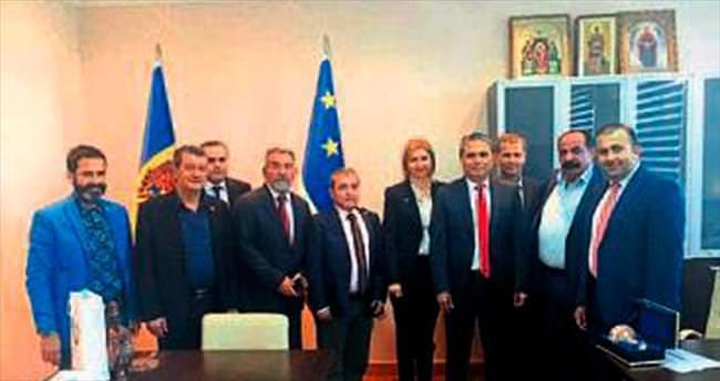 Gagavuzlara Antalya daveti