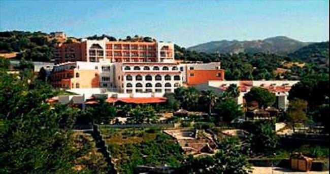 Termal otelde, motivasyon kampları