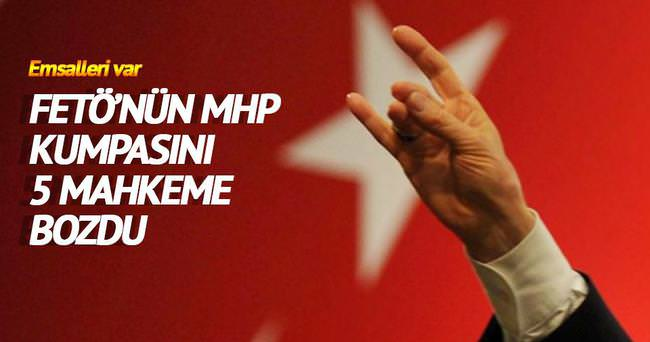 MHP'de kurultay süreci durduruldu