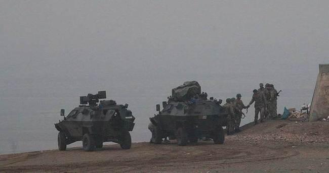 Karkamış'ta güvenlik önlemleri artırıldı