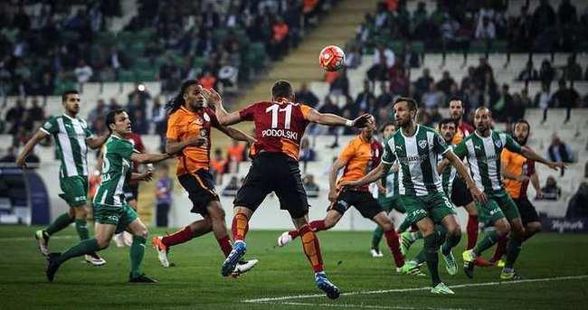 Yazarlar Bursaspor - Galatasaray maçını yorumladı