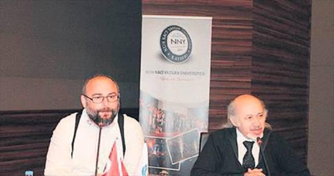 Prof. Malkoç NNYÜ'de öğrencilerle buluştu