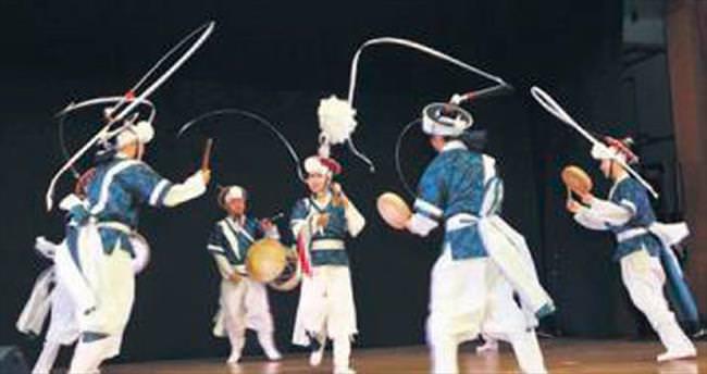 Erciyes'te Kore rüzgârı esti