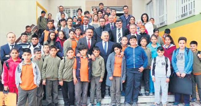 Başkan Büyükkılıç: Genç nesil fırsatlarını iyi değerlendirmeli