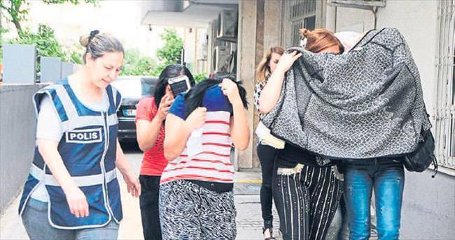 Batağa sürüklenen 22 kadın kurtarıldı