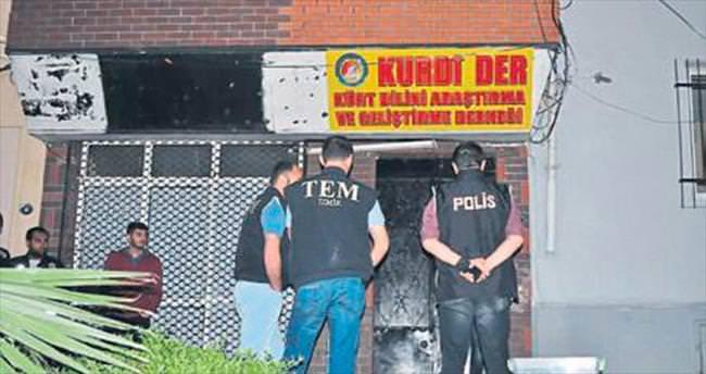 İzmir ve Aydın'da terör operasyonu
