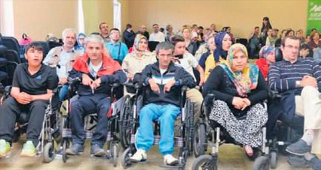 Engelli bireylere yeni projeler yolda