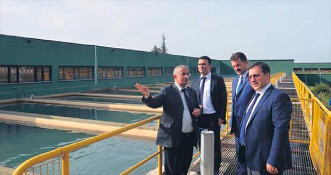 Bursa'nın suyu emin ellerde